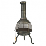 Sonora Cast Iron Chimney