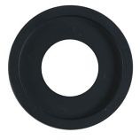 Decor Trim Ring - Flat Black By Blue Flame