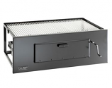 Legacy 3339 Lift-A-Fire Charcoal Grill Slide-In