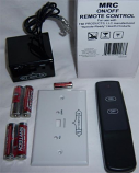 Superior F1077 MRC On-Off Hand-Held Remote Kit