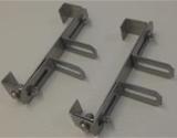 Heatstrip Accessory Pole Beam Mounting Bracket Kit