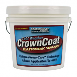 One Gallon Cold Weather CrownCoat Brushable Sealant