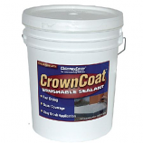 Crowncoat 2-Gallon Gray Brushable Water Sealant