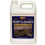 Roof Cleaner Concentrate, Case Of 4 One Gallon Bottles