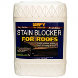 Stain Blocker For Roofs, Case Of 4 One Gallon Containers