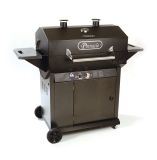 Holland Pinnacle Propane Grill, Extra Large Size with Wheel Cart