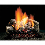 """18"""" Hargrove Burnt Oak, Vented, Gas Logs Only, Rga 2-72 Approved"""