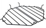 Heat Deflector Rack/Drip Pan Rack Oval XL 400 (2 pcs.)