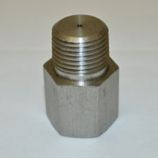 "HPC Brass Orifice Adapter - 1/2"""