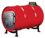 Barrel Stove Kit BSK1000 By Us Stove