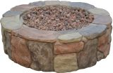 Petra Gas Fire Pit
