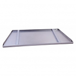 "Linear 48"" Drain Tray - Stainless Steel"