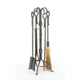 Woodfield Vintage Iron Tool Set With Extended Loop Handles