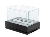 Lisboa Table Top Bio-ethanol fireplace-Black