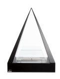 Keops Table Top Bio-ethanol fireplace-Black