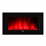Caesar Hardware Luxury Linear Electric Fireplace 50-Inch Model SCW-50A