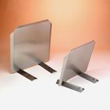 Radiant Stainless Steel Fireback