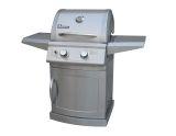 Falcon Series Two-Burner Electric Grill w/ Folding Shelves by Landmann