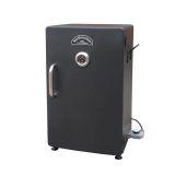 "26"" Electric Smoker with Steel Racks & Temp Control"