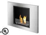 Lima Recessed Ventless Ethanol Fireplace - UL/CUL
