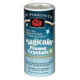 12 Pack Magicolor Crystals (Sprinkle on Wood Burning Fires) - 16 oz.