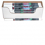 24 Pack Magicolor Wand (Toss-in for Use in Wood Fires)-1.45 oz. Sticks