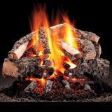"""Mt. Vernon Vented 21"""" Gas Logs with Safety Pilot - NG"""