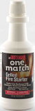 One Match Gelled Fire Starter, 16 Fl Oz