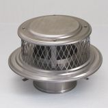 "HomeSaver 8"" Air Cooled Guardian Cap"