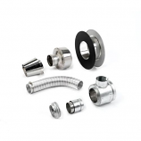 "Selkirk Direct-Temp 4x6-5/8"" Straight Out Horizontal Termination Kit"