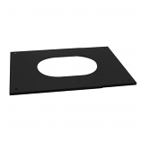 "Selkirk 8"" Ultra-Temp Pitched Ceiling Plate Adjustable"
