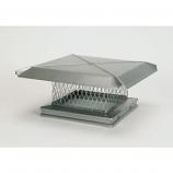 Gelco Stainless Steel Single-Flue Chimney Cap