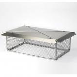 "Gelco Stainless Steel Multi-Flue Chimney Protector 3/4"" Mesh"