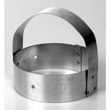 """Aluminum 3"""" Pull Down for Flexi-Liner"""