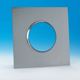 """Ventinox 4"""" 304-Alloy Top Plate - 16"""" x 16 inch"""