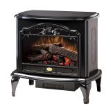 Celeste Traditional Electric Stove - Black