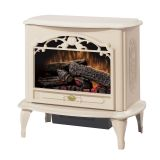 Celeste Traditional Electric Stove - Cream
