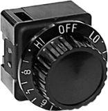 Infratech Input Heat Regulator Switch