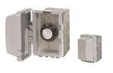 Infratech Input Heat Single Regulator with Flush Mount and GB - 240V