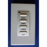 Wireless Wall Timer with 30/60/120 Minute Option