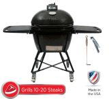 Primo Oval LG 300 All-In-One Ceramic Grills
