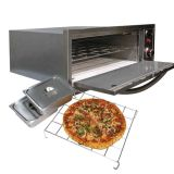 Calflame 2-In1 Warmer & Pizza Oven 110V