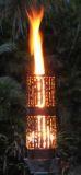 Malama Series Bamboo Sleeve Automated Tiki Torch - NG