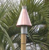 Copper Cone Series Automated Tiki Torch - LP