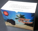 100% Coconut Shell of Shore Briquettes BBQ Charcoal - Mobile Package