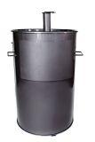 Gateway Drum Smoker 55 Gallon - Charcoal