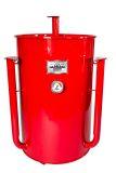 Gateway Drum Smoker 55 Gallon - Red