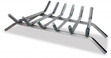 "27"" 6-Bar 304 Stainless Steel Bar Grate"