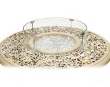 Round Glass Wind Guard By American Fyre Designs