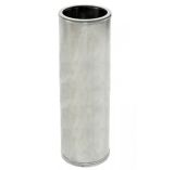 """DuraTech Chimney Stainless Steel Pipe - 10"""" x 24"""""""